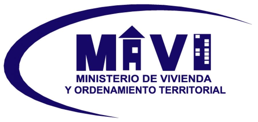 logo Ministerio de Vivienda  y Ordenamiento Territorial